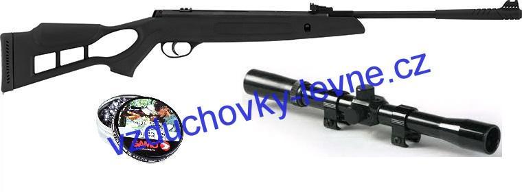 0067977d2 Vzduchovka Hatsan Striker Edge cal.5,5mm SET