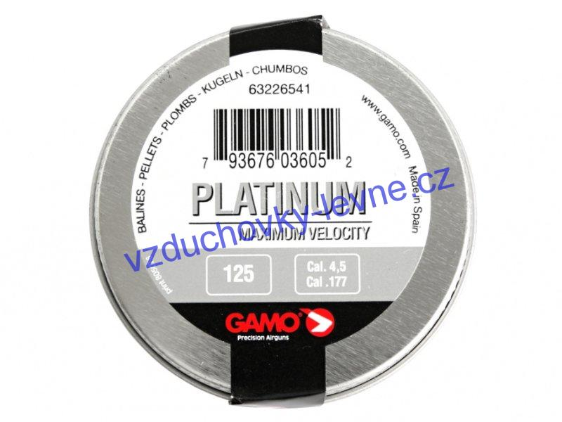 Diabolo Gamo PBA Platinum 125ks cal.4,5mm