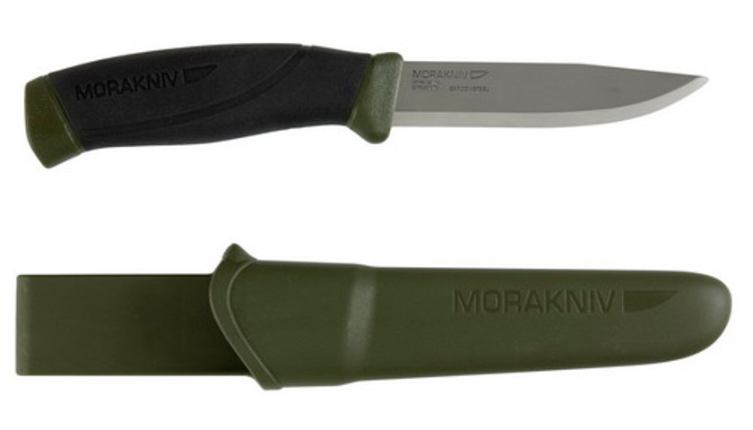 Nůž Mora Companion MG green