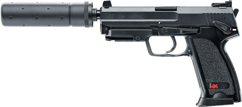 Airsoft Pistole Heckler&Koch USP Tactical AEG
