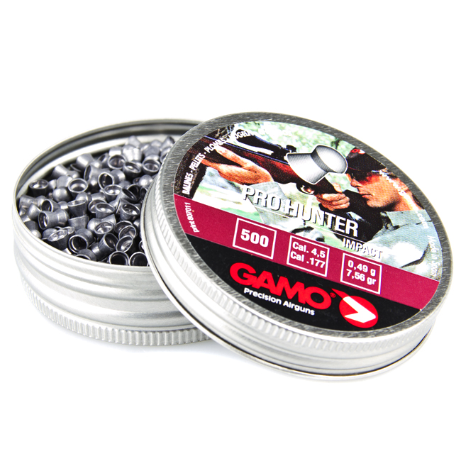 Diabolo Gamo Pro Hunter 500ks cal.4,5mm