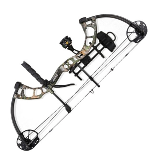 Luk Bear Cruzer Shadow set RTH pravý 60lb