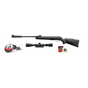 Vzduchovka Gamo Black Knight Set 4,5mm