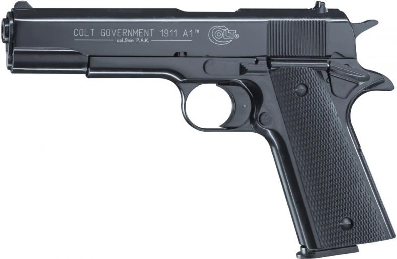 Plynová pistole Colt Government 1911 A1 cal.9mm