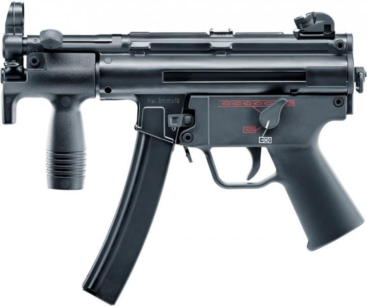 Airsoft samopal Heckler&Koch MP5 K AGCO2